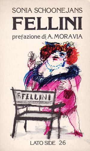 Sonia Schoonejans, Fellini