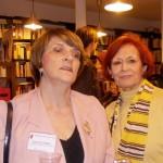 Estela Telerman e Meri Maison Livre Paris oct 2011