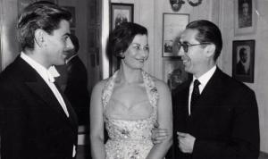 Simón Blech, Meri Lao, Riccardo Malipiero - Concerto per Dimitri con la Orq.Sinfónica de Rosario, 2 agosto 1963